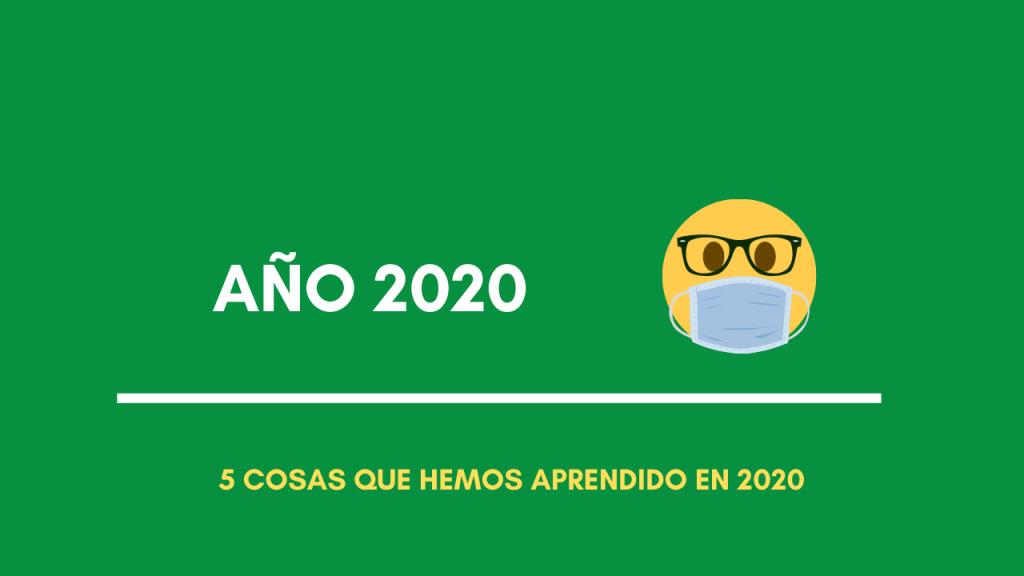 qué aprendimos en 2020 en la ciencia