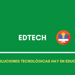 qué significa edtech